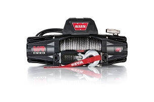 WARN VR EVO 8-S Synthetic Rope Winch