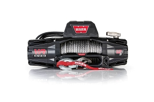 WARN VR EVO 12-S Synthetic Rope Winch