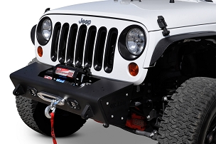 ADD Offroad Modular Stealth Fighter Front Bumper | 2007-2018 Jeep Wrangler JK
