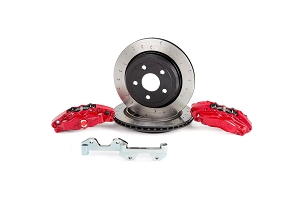 Alcon Rear Brake Kit | Jeep Wrangler JK/Jeep Wrangler JL