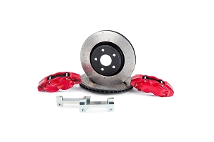 Alcon Front Brake Kit | 2007 - 2018 Jeep Wrangler JK