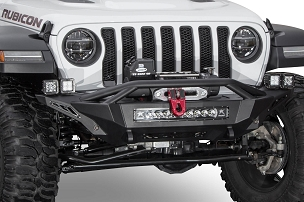 ADD Offroad Stealth Fighter Winch Front Bumper | 2018-2020 Jeep JL/JT