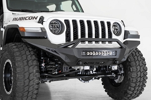 ADD Offroad Stealth Fighter Full Length Front Bumper | 2018 - 2020 Jeep JL/JT