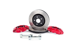 Alcon Front Brake Kit | 2018 - 2020 Jeep Wrangler JL