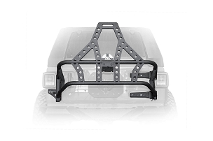 DV8 Offroad TCJL-02 Body Mounted Tire Carrier | 2018-2020 Jeep JL