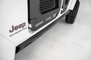 ADD Offroad Rock Sliders | 2020 Jeep Gladiator JT