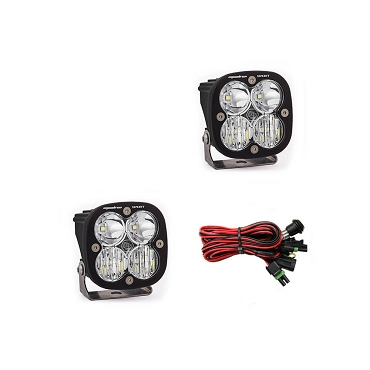 Baja Designs Squadron Sport Driving/Combo LED (Pair)