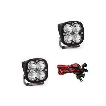Baja Designs Squadron Sport Spot LED (Pair)