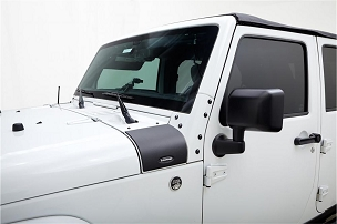 Bushwacker Trail Armor Cowl Guard | 2007 - 2018 Jeep Wrangler JK