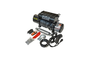 DV8 Offroad WB12SR 12,000 LB Synthetic Rope Winch