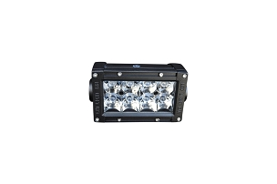 DV8 Offroad Chrome Series 5 in. Light Bar