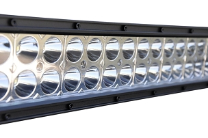 DV8 Offroad Chrome Series 50 in. Light Bar