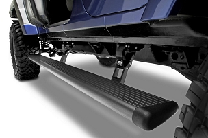 AMP PowerStep Running Boards (4 Door) | 2018 - 2020 Jeep Wrangler JL