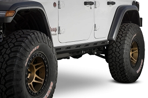 ADD Offroad Rock Sliders | 2018-2019 Jeep Wrangler JL