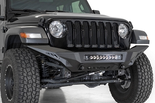ADD Offroad Stealth Fighter Full Length Front Bumpepr | 2018 - 2020 Jeep JL/JT Non-Rubicon