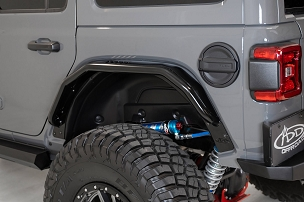 ADD Offroad Stealth Fighter Rear Fenders | 2018 - 2020 Jeep JL