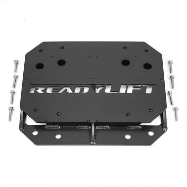 ReadyLIFT Spare Tire Relocation Bracket | 2018 - 2020 Jeep Wrangler JL