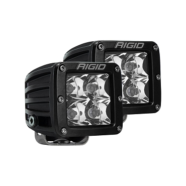 RIGID D-Series PRO Spot LED (Pair)
