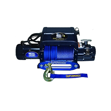 Superwinch Talon 9.5i Synthetic Rope Winch