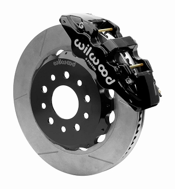Wilwood AERO6 Big Brake Front Brake Kit | 2018 - 2020 Jeep JL/JT