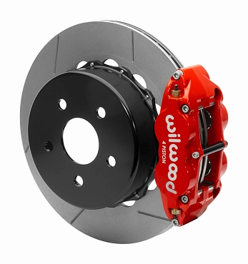 Wilwood Forged Narrow Superlite 4R Big Brake Rear Brake Kit | 2018 - 2020 Jeep Wrangler JL